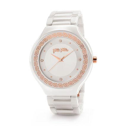 Eternal Flow Reloj, Bracelet White, hires