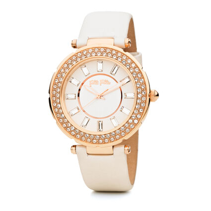 Beautime Watch, White, hires