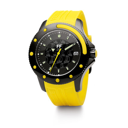 Water Champ Watch, Yellow, hires