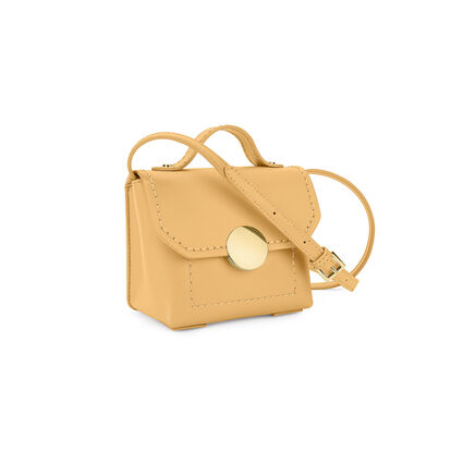 Sugar Sweet Mini Shoulder Bag, Yellow, hires