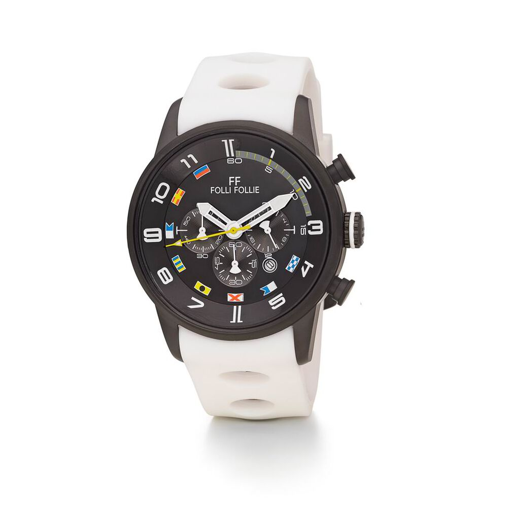 Regatta Watch, White, hires