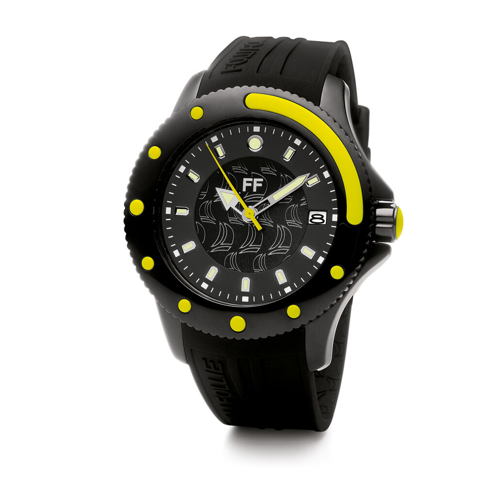 Water Champ Watch, Black, hires