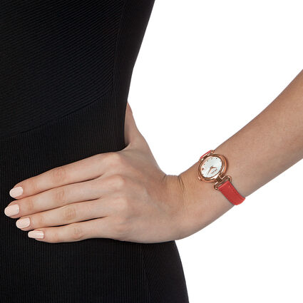 Miss Heart4Heart Reloj, Red, hires