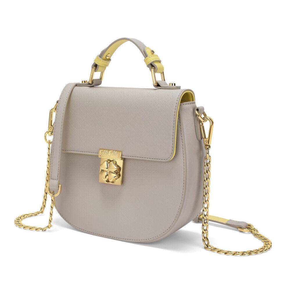 Heart4Heart Small Shoulder Bag , Gray, hires