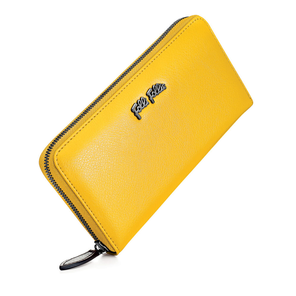 NOMAD WALLET, Yellow, hires