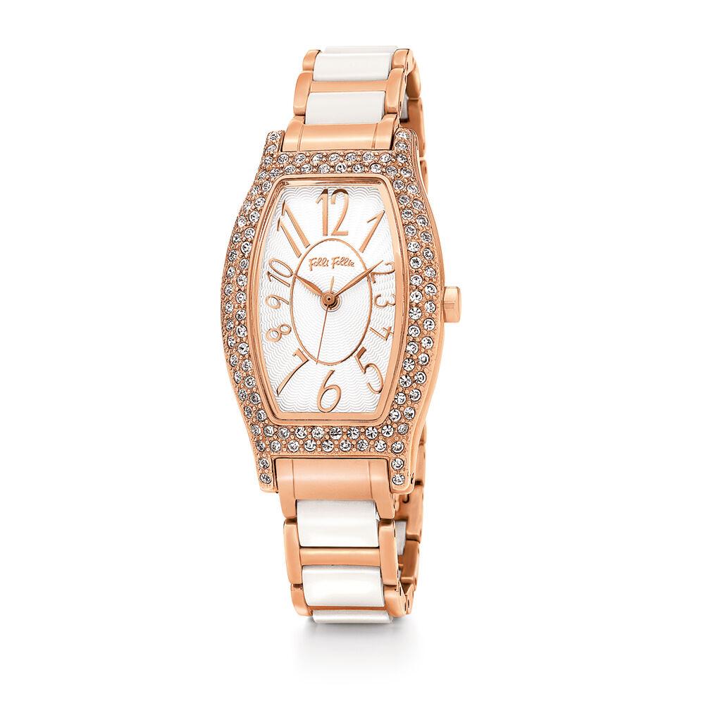 Debutant Watch, Bracelet White, hires