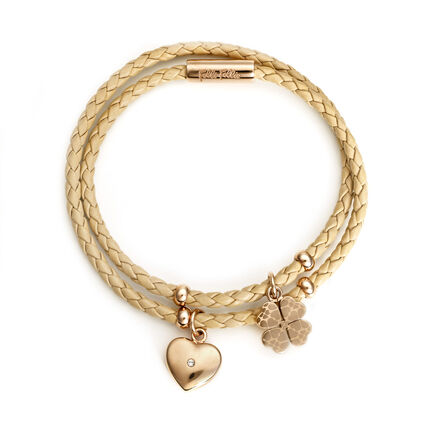 Heart4Heart Sweetheart Rose Gold Plated Bracelet, , hires