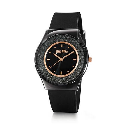 SPARKLING SAND 系列腕錶, Black, hires