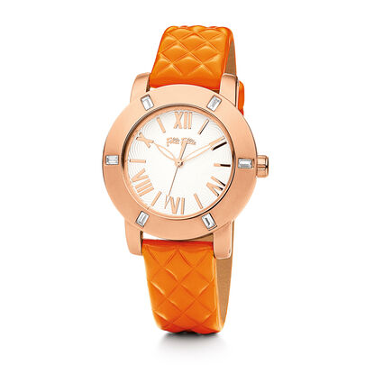 Donatella Watch, Orange, hires