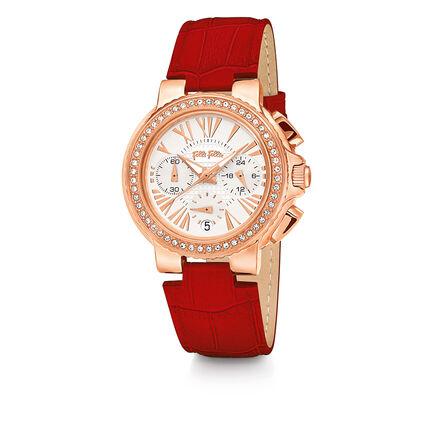 Watchalicious系列腕錶, Red, hires