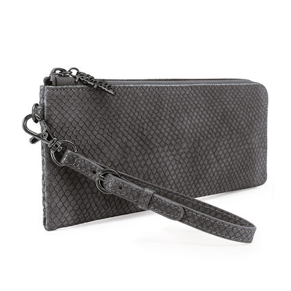 FOLIAGE WALLET, Gray, hires