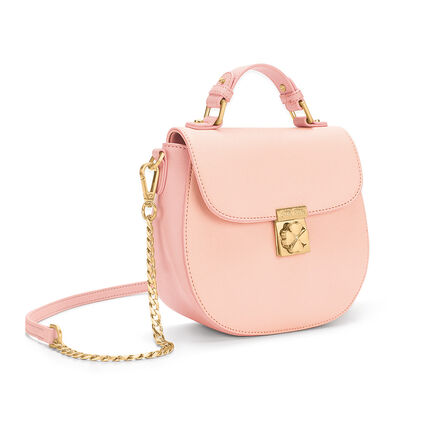 Heart4Heart Shoulder Bag, Pink, hires