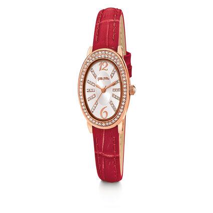 Mini Ivy系列腕錶, Red, hires