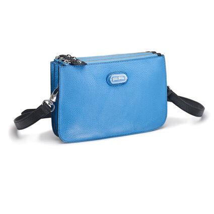 Flowerball Detachable Crossbody Strap Shoulder Bag, Blue, hires