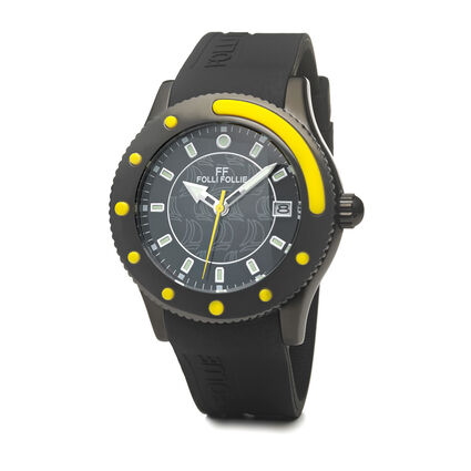 MINI Water Champ Watch, Black, hires