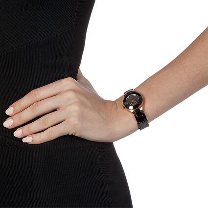 Miss FF Reloj, Bracelet Black, hires