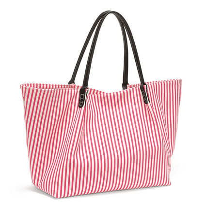 Island Riviera Large Tote Bag, Pink, hires
