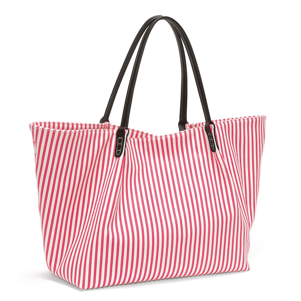 Island Riviera Large Tote Bag, Pink, hires