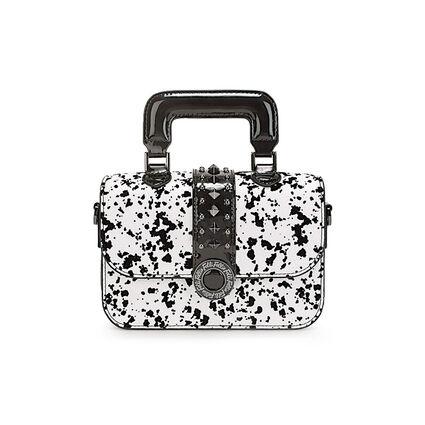 Funky Safari Mini Handbag, White, hires