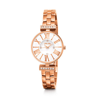 Dynasty Watch, Bracelet Rose Gold, hires