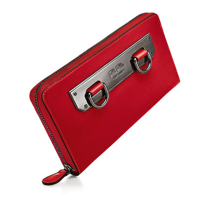 STYLE CODE WALLET, Red, hires