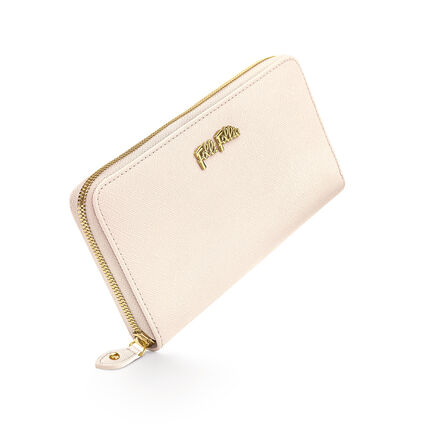 Folli Follie Big Wallet, Beige, hires