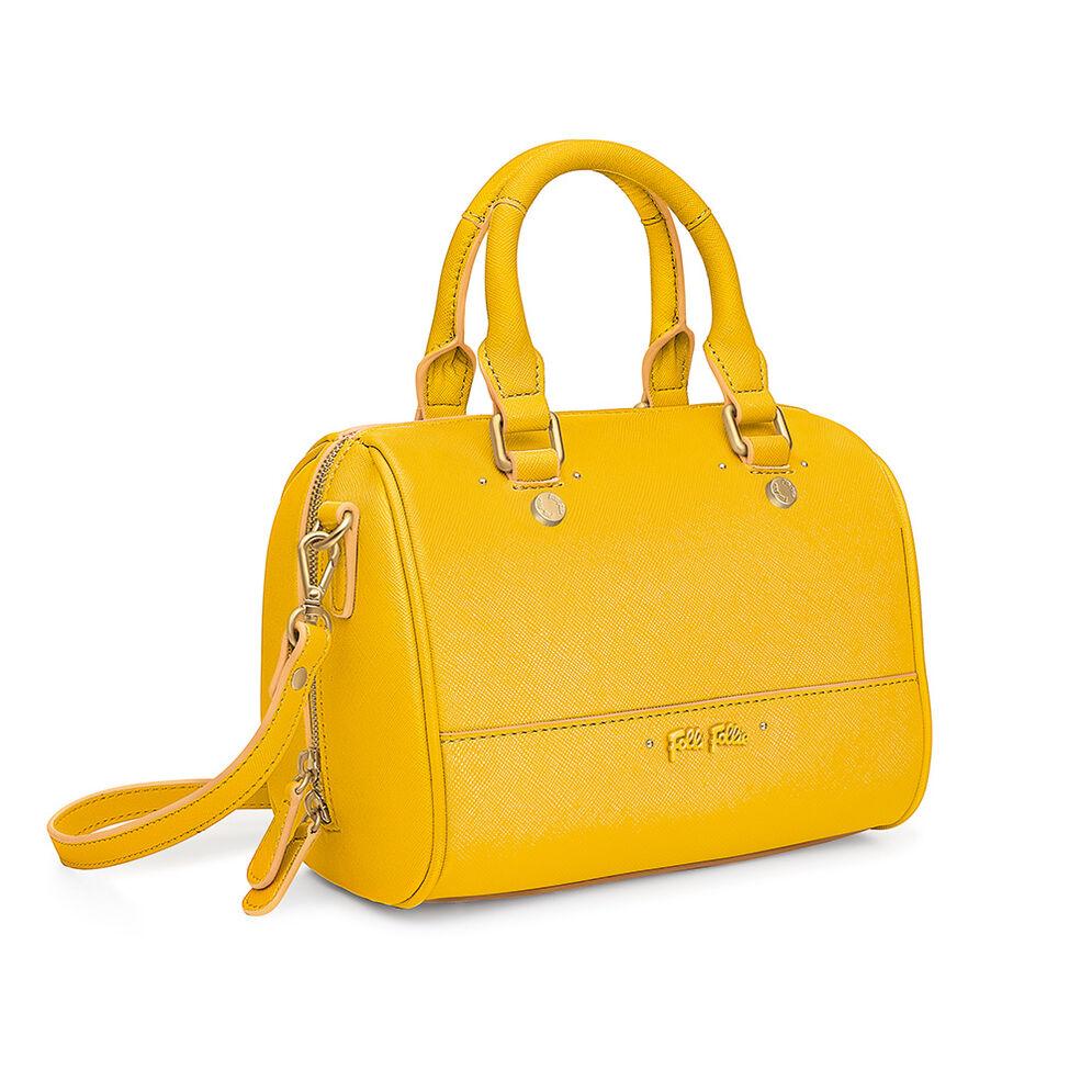 Uptown Beauty Tσάντα Χειρός, Yellow, hires