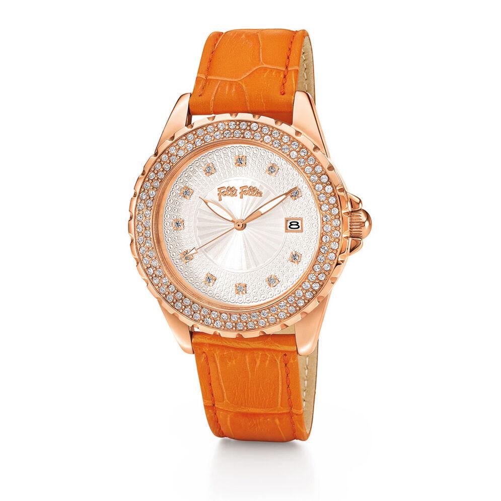 Day Dream Watch, Orange, hires