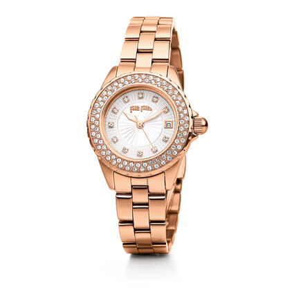 Day Dream Bracelet Watch, Bracelet Rose Gold, hires