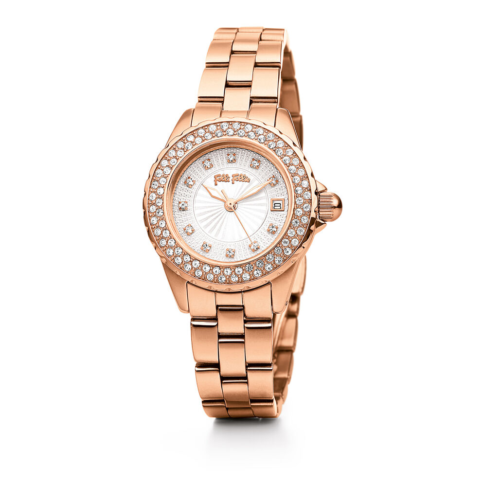 Day Dream Watch, Bracelet Rose Gold, hires