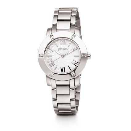 Donatella Watch, Bracelet Silver, hires