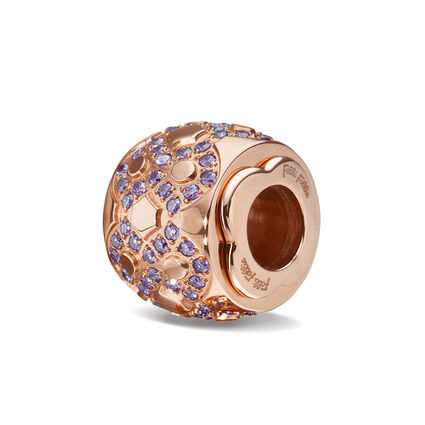 Playful Emotions Rose Gold Plated Passion Pendant, , hires