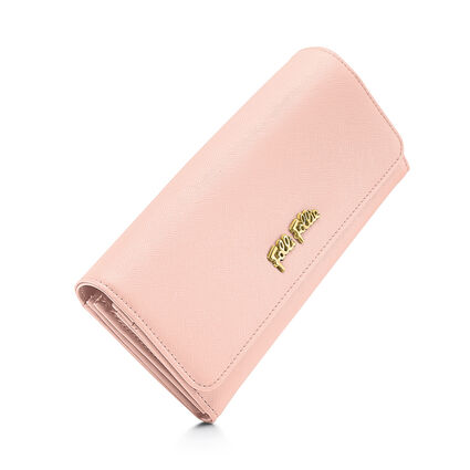 Folli Follie Foldable Wallet, Pink, hires