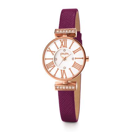 Dynasty Reloj, Purple, hires
