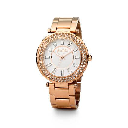 Beautime Watch, Bracelet Rose Gold, hires