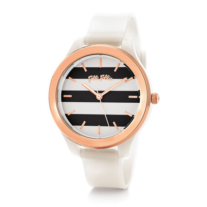 Club Riviera Reloj, White, hires