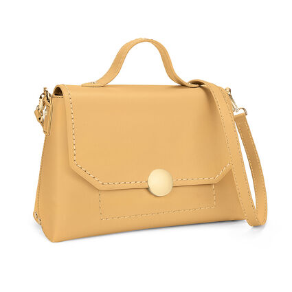 Sugar Sweet Medium Handbag, Yellow, hires