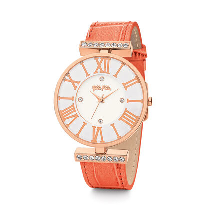 Dynasty Watch, Orange, hires