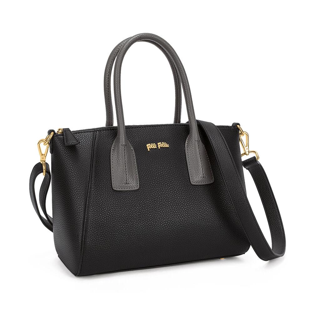 On The Go Small Handbag, Black, hires
