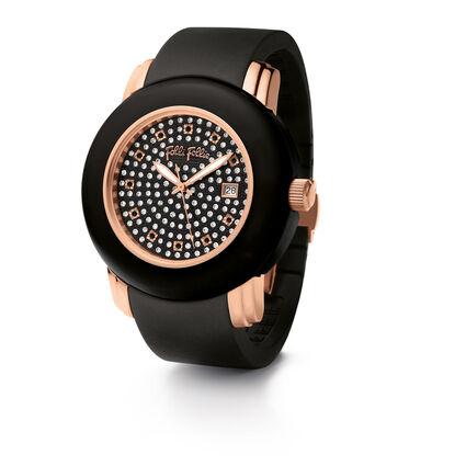 URBAN SPIN 腕錶, Black, hires
