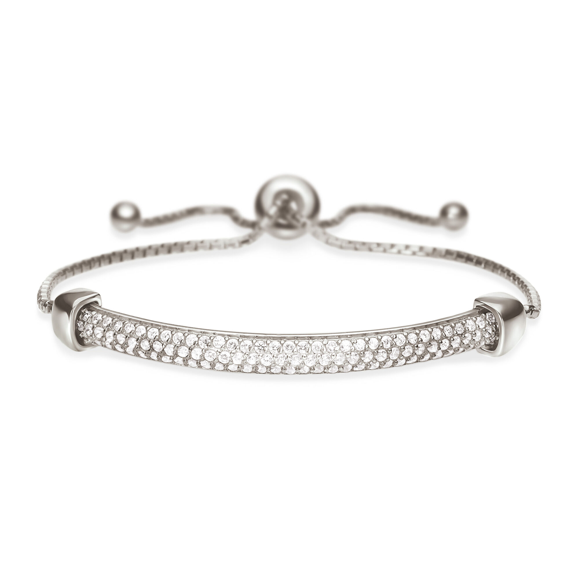bracelet bangles kurumidori love knot products sterling adjustable silver bangle