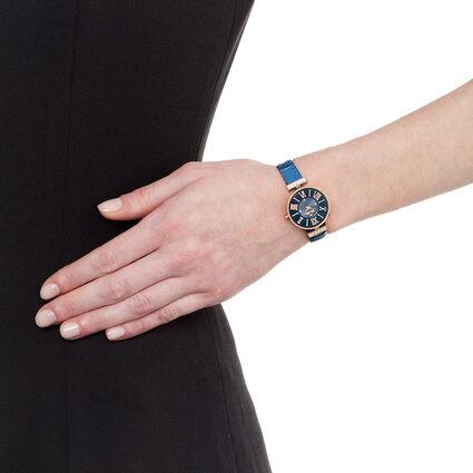 Dynasty Reloj, Blue, hires
