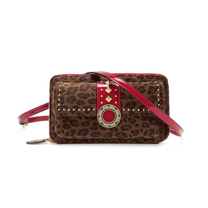 Rock Safari Big Zip Wallet , Brown, hires