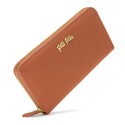 Folli Follie Big Wallet, Brown, hires