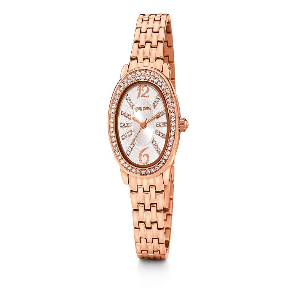 Mini Ivy Watch, Bracelet Rose Gold, hires