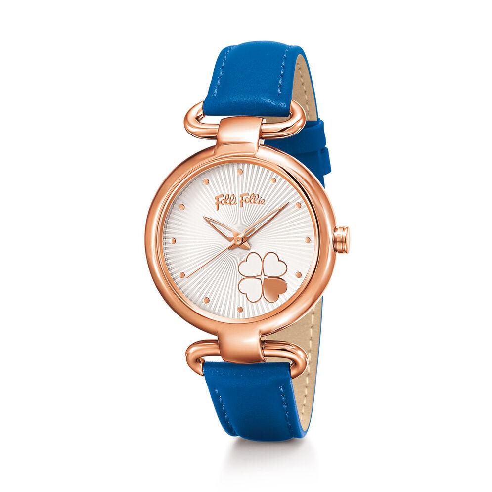 Heart4Heart Watch, Blue, hires