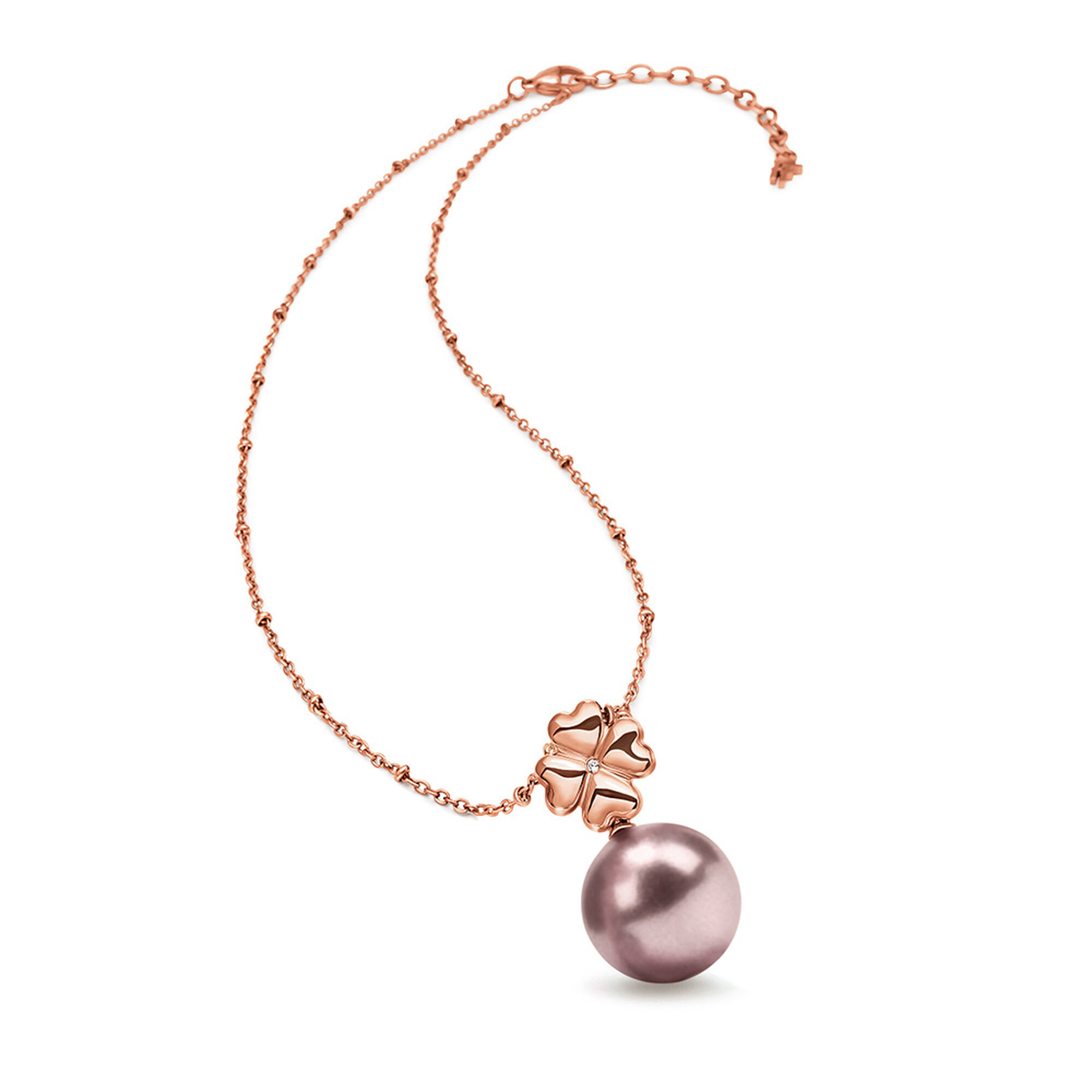 chains floating julia fresh necklace pin delicate gold with pearl a szendrei filled water pink