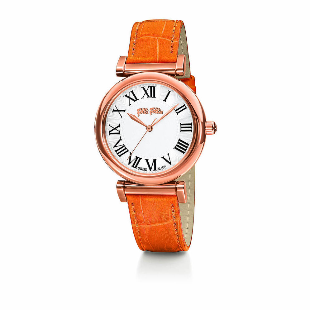 Obsession Watch, Orange, hires