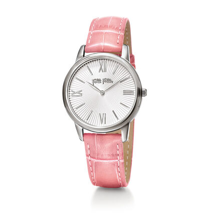 Match Point Watch, Pink, hires