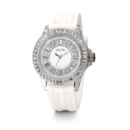 Marcadores系列腕錶, White, hires
